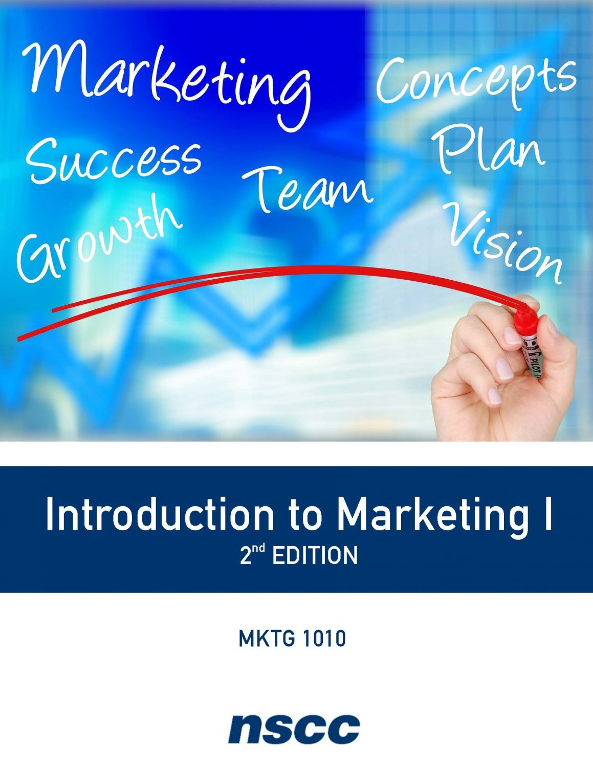 Cover image for Introduction to Marketing I 2e (MKTG 1010)