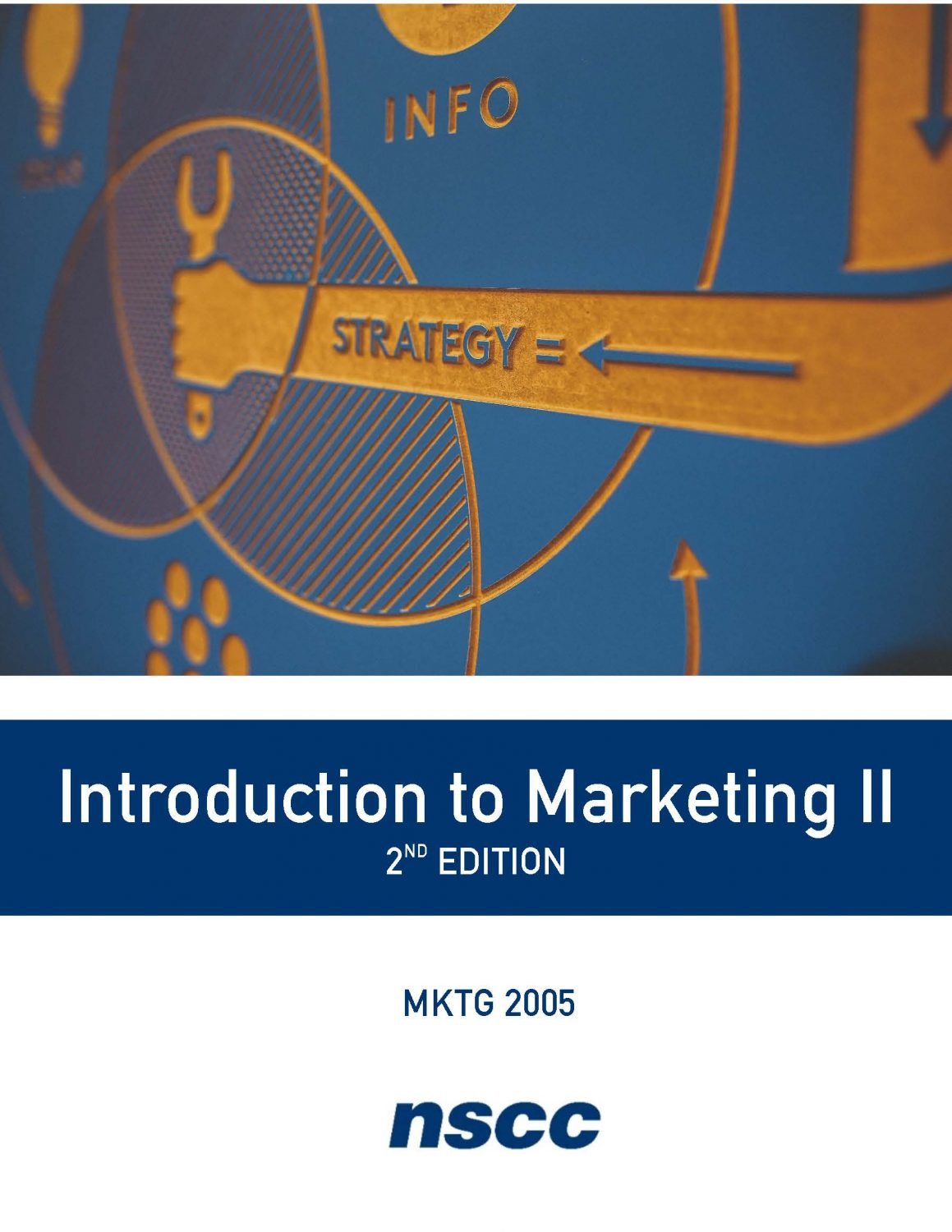 Cover image for Introduction to Marketing II 2e (MKTG 2005)