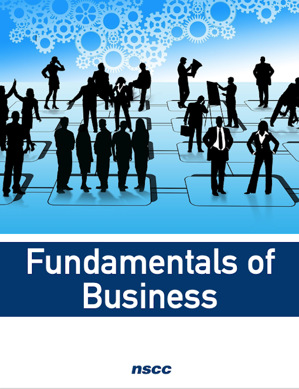Cover image for NSCC Fundamentals of Business