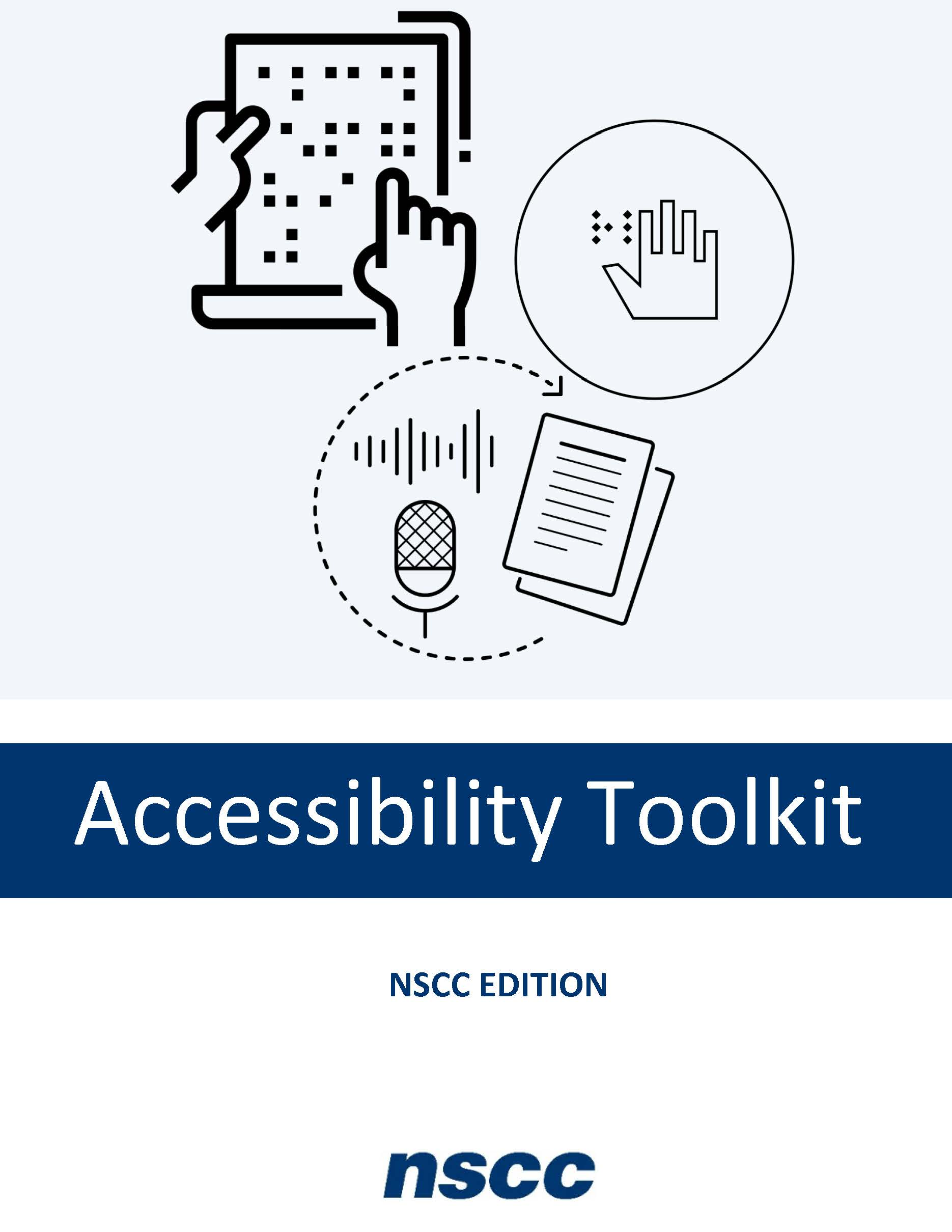 Cover image for Accessibility Toolkit