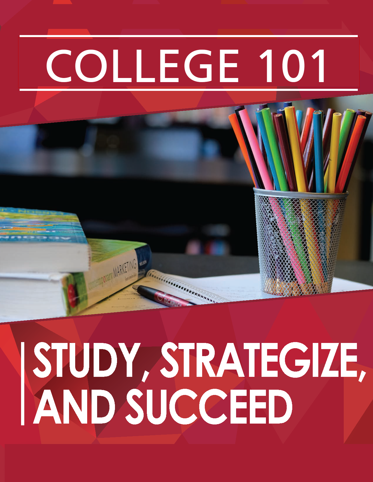 Cover image for NSCC College Guide 101