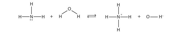 BL Acid-Base Reaction