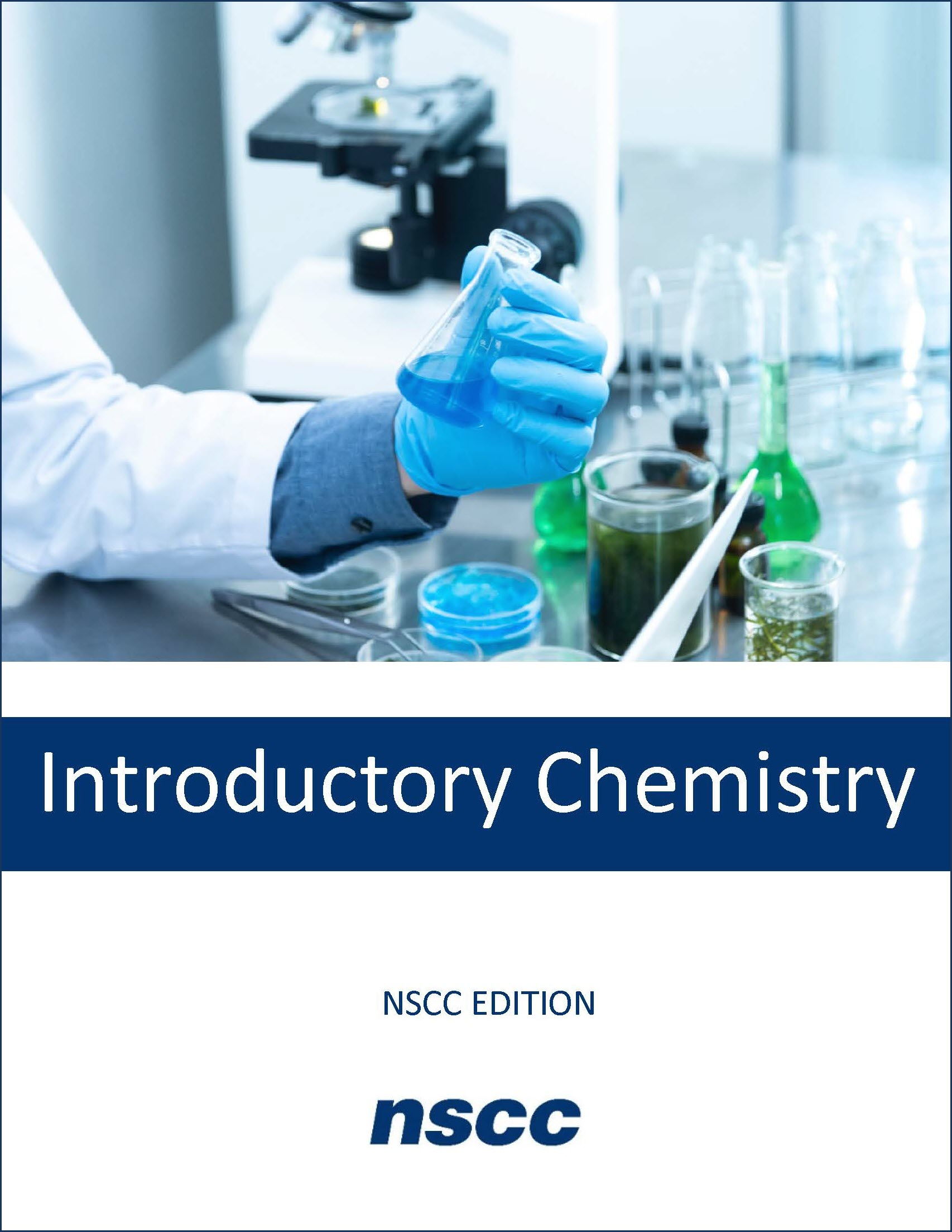 Cover image for Introductory Chemistry – 1st Canadian / NSCC Edition