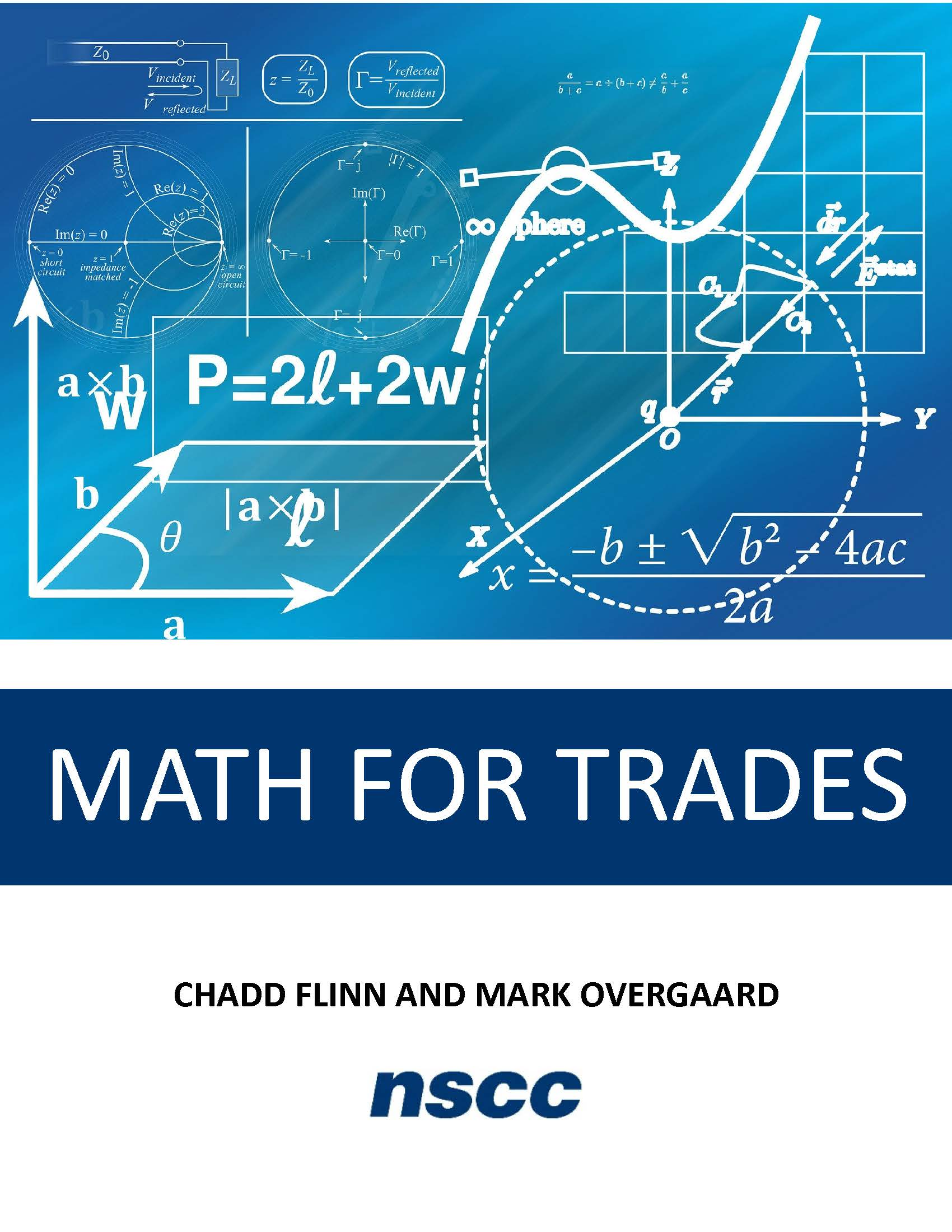 Cover image for Math for Trades Volume 1