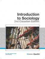 Cover image for Introduction to Sociology - 2nd Canadian Edition